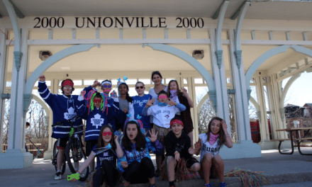 Unionville Festival fit-family fun