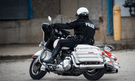 York Regional Police held motorcycle safety awareness event