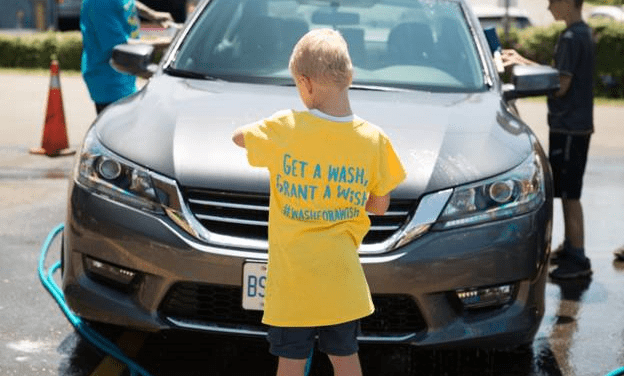 Wash for a Wish Car Wash