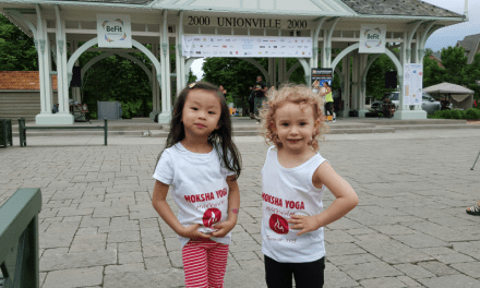 BeFit at Unionville Festival