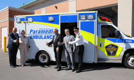 Investing in York Region's Community Paramedicine Program to  Support Patients