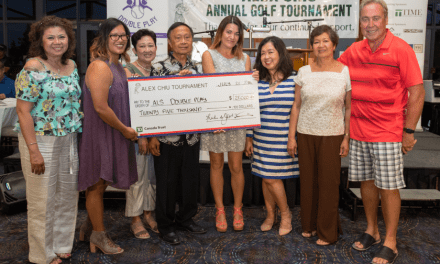 ALS Double Play receives $25,000