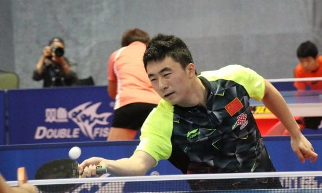 Doublefish Table Tennis Tourney comes to Markham