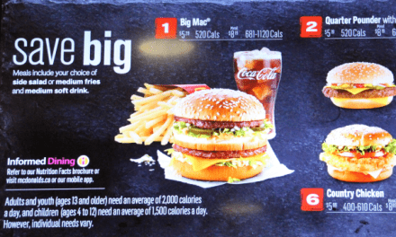 Province launches menu labelling law