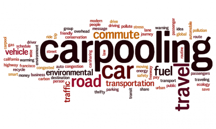 Carpooling good for the environment and your wallet