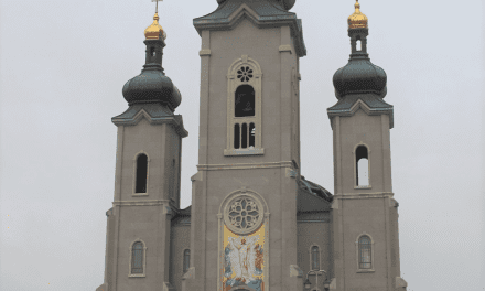 Markham Cathedral hosting mass once again