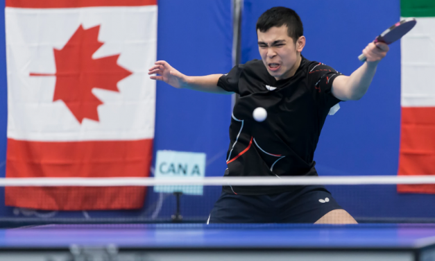 Markham prime spot for table tennis champs