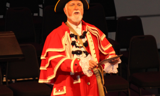 Oyez, oyez! In conversation with the town crier of Markham