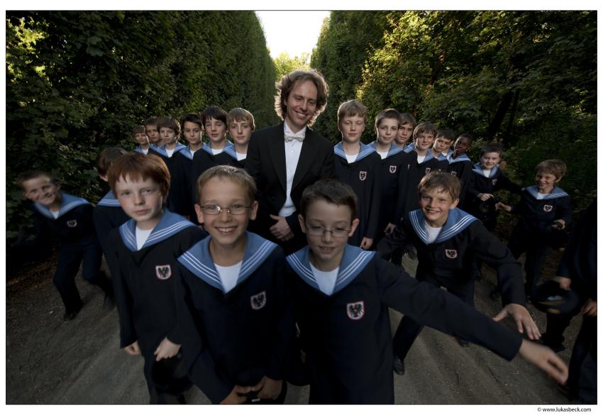 Legendary choir smiles on Markham