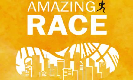 Youth lead amazing race