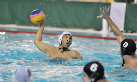 Water polo top athletes compete in Markham