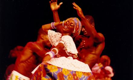 See Brazil's only folk dance company