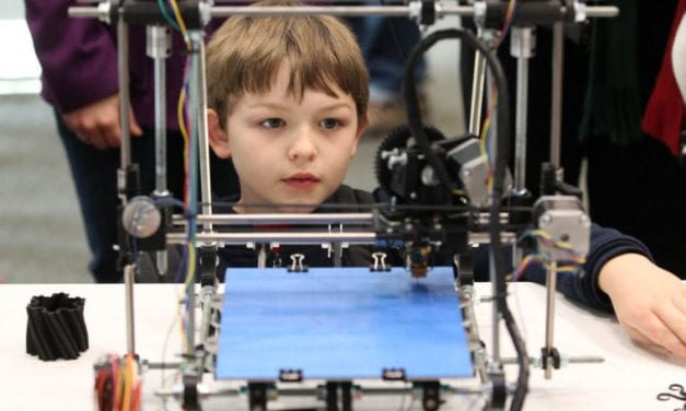 3D printers at local library