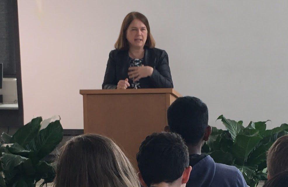 MP Philpott Explains New Federal Budget