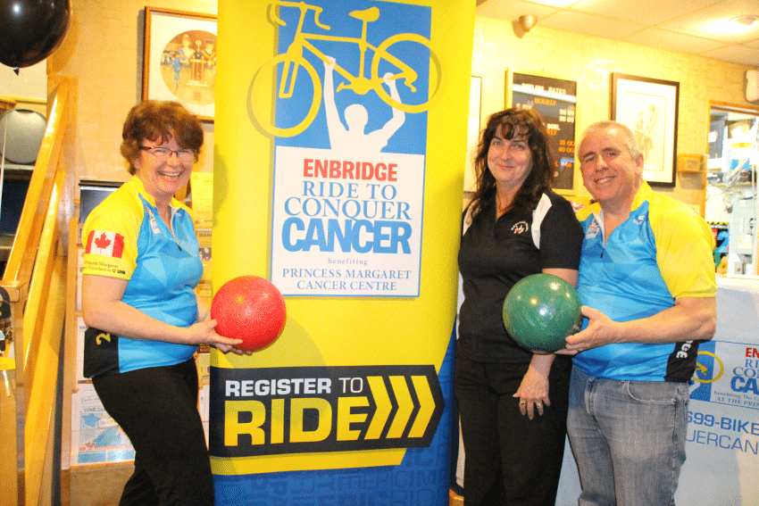 Bowling annual fundraiser was another huge success