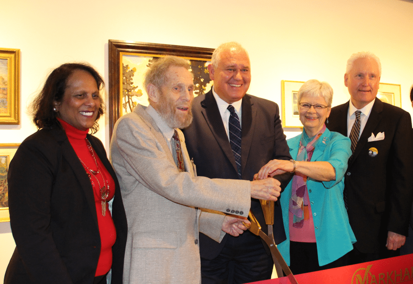 Varley receives major Group of Seven Collection donated by  Jack MacQuarrie