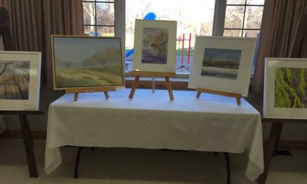 Local artists gather for Lemonville art show