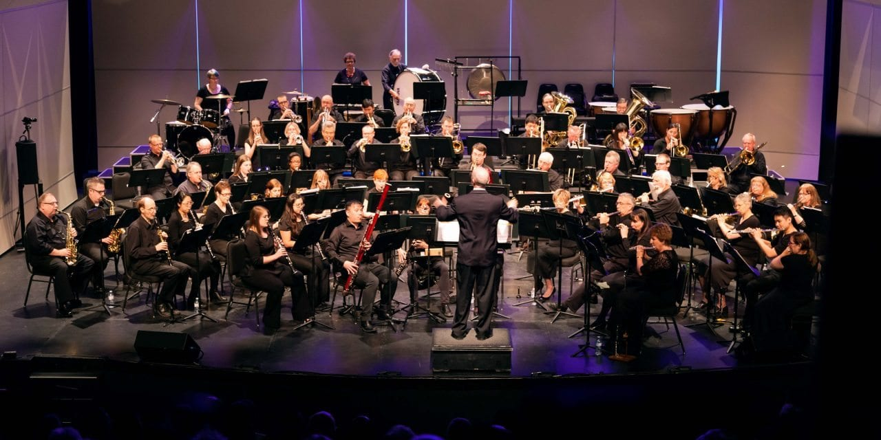 Markham Concert Band tells a tall tale this May