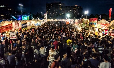 Experience Asian culture at the Annual Night It Up Festival