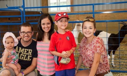 Barn raising event supports MS Crisis Pregnancy Centre