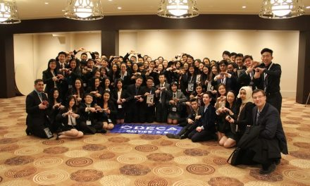 Bayview S.S. DECA celebrates another successful year