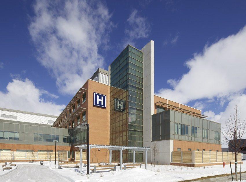 MSH recognized at European Healthcare Design Awards