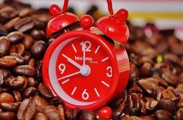 When is the best time for a coffee?