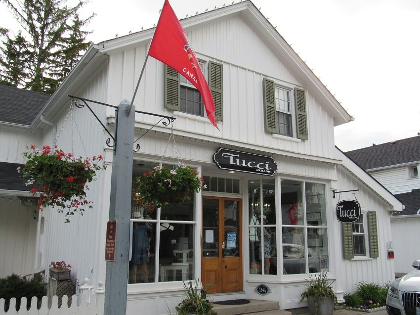 Unionville store is as old as Confederation