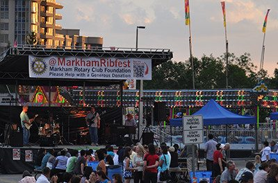 Add some summer sizzle with Ribfest