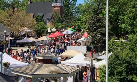 Thousands flock to Unionville Festival