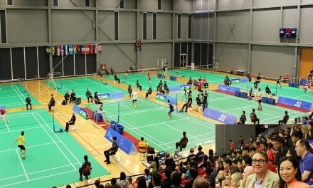 City Hosts Junior Pan Am Badminton Championships
