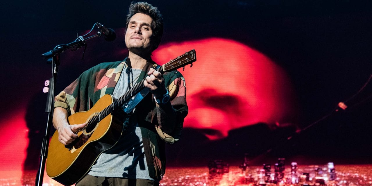 GTA ENTERTAINMENT: John Mayer brought it home in Toronto last night
