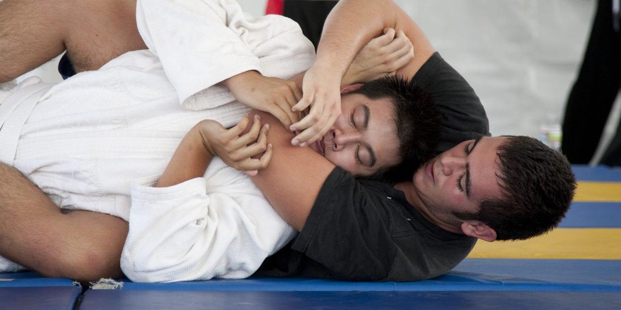 Jiu Jitsu ban rankles athletes