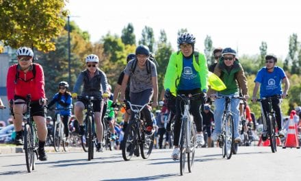 Cycling advocates bolster bikes for leisure, commuting on Markham Cycling Day
