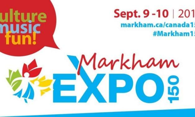 Markham 150 Expo