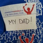 Families impacted by Parkinson's walk for cure