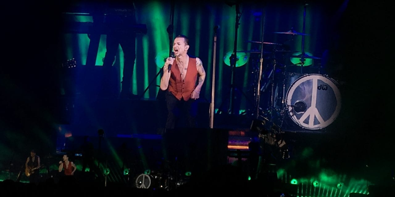 GTA ENTERTAINMENT: Fans were Depeched at ACC this long weekend