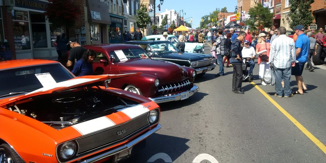 Annual car show a huge success