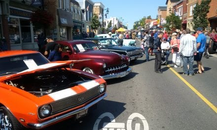 Annual car show a huge success