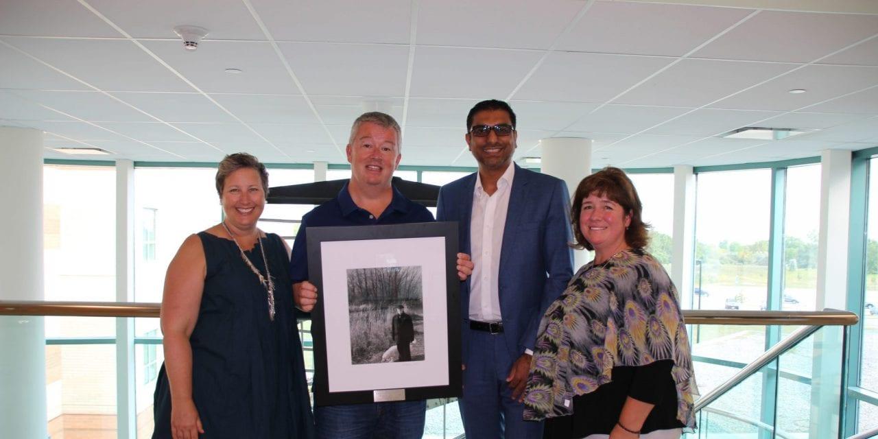 Community leaders celebrated
