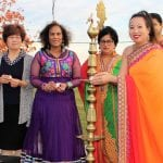 Amanda Yeung Collucci hosts Diwali celebration