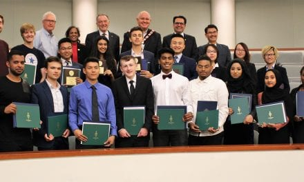 City's youngest entrepreneurs recognized at awards ceremony