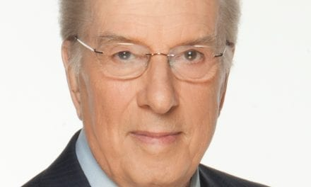 Lloyd Robertson delivers keynote speech about mental health at Markham Stouffville Hospital