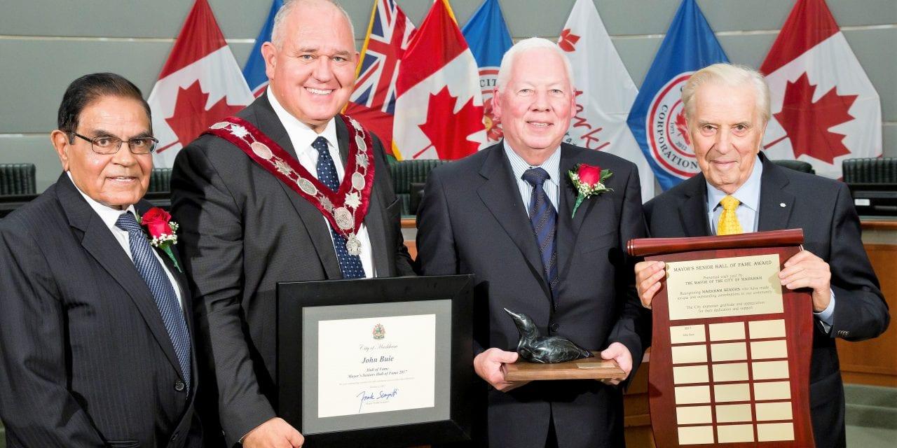 City celebrates outstanding contributions of seniors