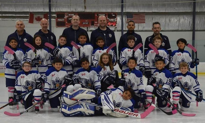 Help hockey team stick it to cancer