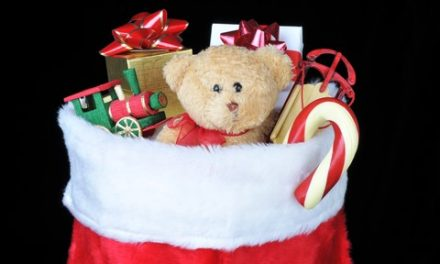 Fire department launches Toy Drive