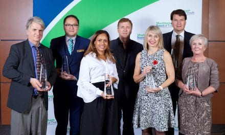 Annual awards ceremony celebrates local business leaders
