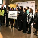 Violence against women events promoting awareness