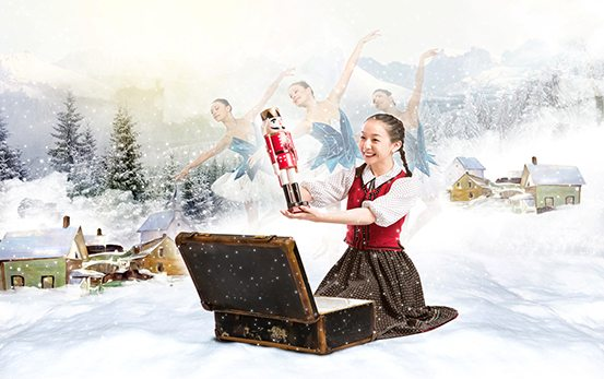 Nutcracker offers holiday magic