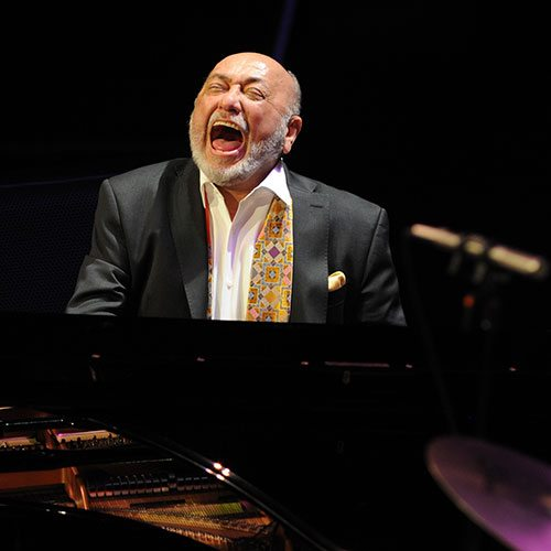 Jazz legend Eddie Palmieri brings his Salsa and Latin sounds
